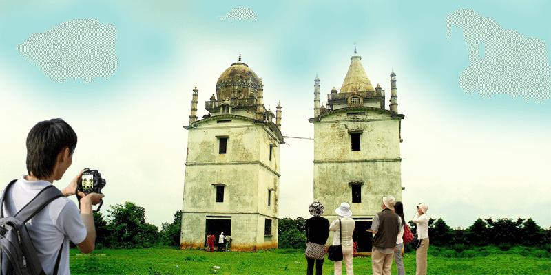 Mccluskieganj – एंग्लो इंडियंस का बसाया हुआ छोटा सा गांव
