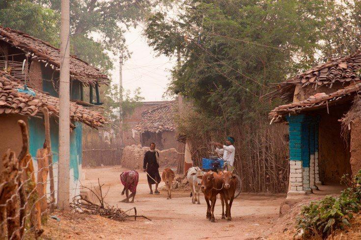Bangarsuta Village
