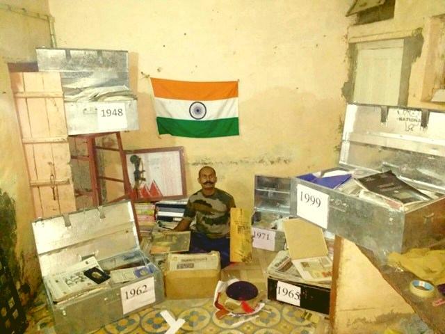 हिंदुस्तान का सबसे बड़ा देशभक्त...जितेंद्र कुमार