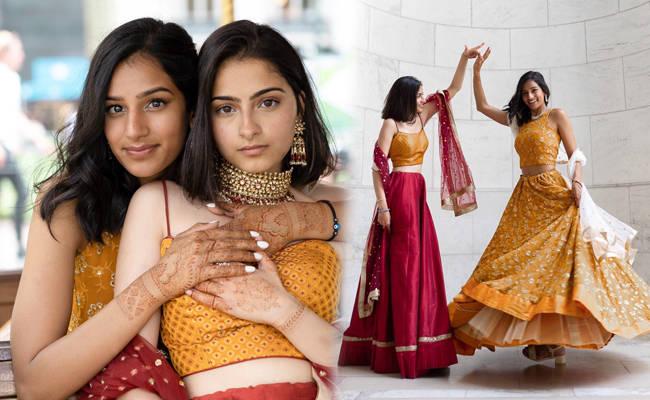 India-Pakistan की अंजलि और संदस को एक-दूसरे से हुआ प्यार, फिर दोनों लड़कियों तोड़े सभी बंधन