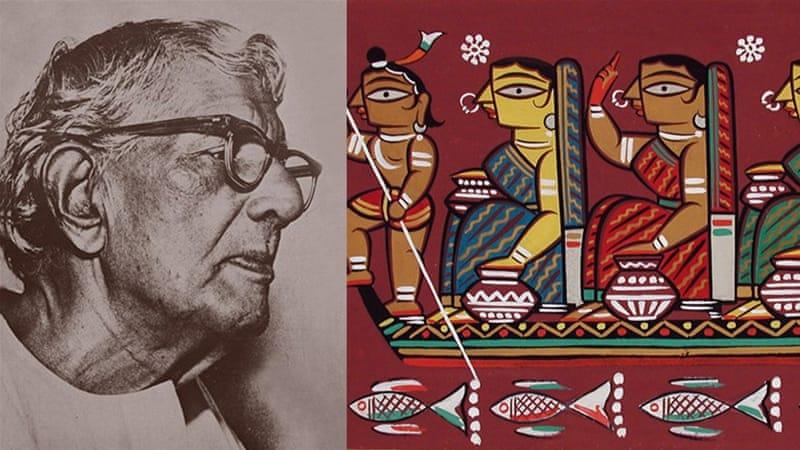 Jamini Roy : गांववालों के लिए चित्र बनाने वाले पेंटर, जिन्होंने चित्रकारी को दिया नया आयाम