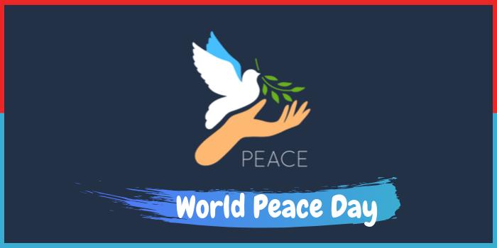 'विश्व शांति दिवस' का नया थीम जुड़ी है हमारी 'इंडियननेस' से, जिम्मेदारी तो बनती है