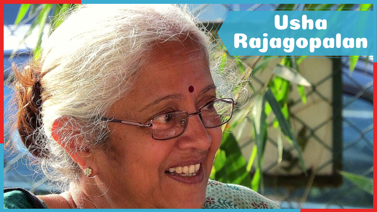 बैंगलुरू को Pond Hub बना रही है ऊषा राजागोपालन