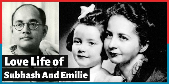 Love Life of Subhash and Emilie: दूरियों के बाद भी कभी कम नहीं हुआ दोनों का प्यार