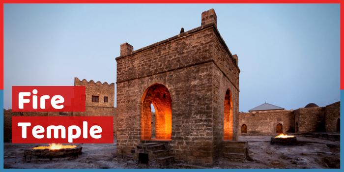 मुस्लिम कंट्री में है मां ज्वाला का मंदिर, आज भी यहां जलती है अखंड ज्योत