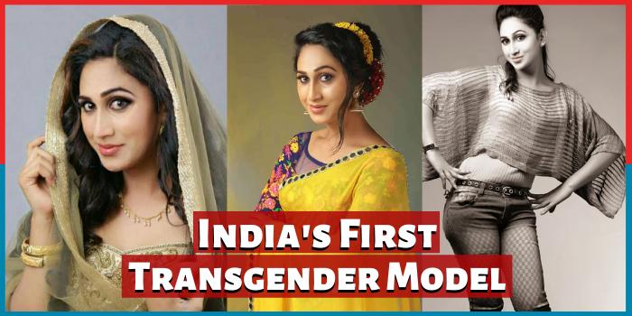 Anjali Ameer- India's First Transgender Model