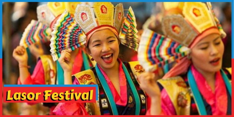 Losar Festival in India