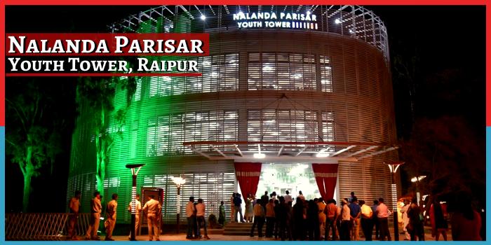 Nalanda Parisar- India's Knowledge Hub