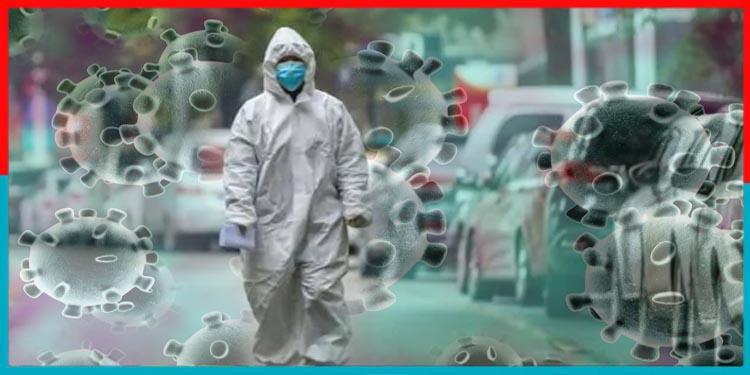 China's corona virus