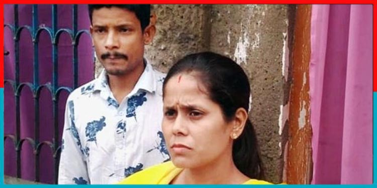 Hindu couple