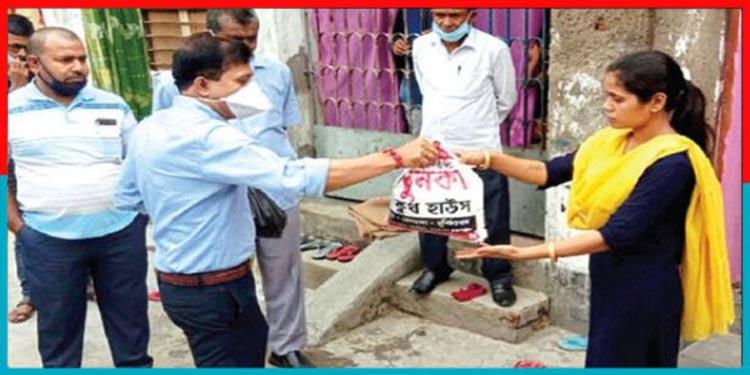 hindu couple, Mithun Das