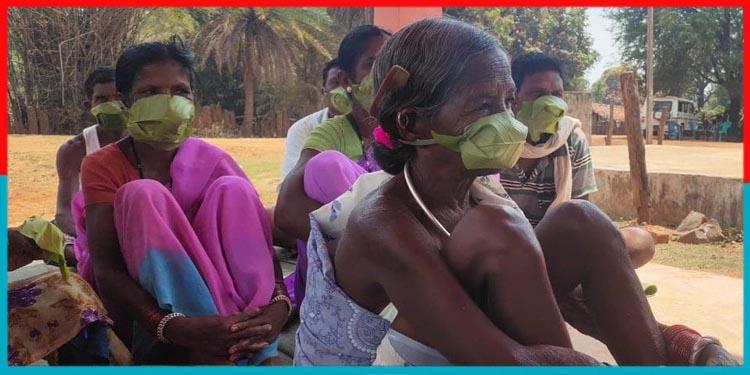 Corona Virus की पहुंच से कोसो दूर छत्तीसगढ़ के आदिवासी