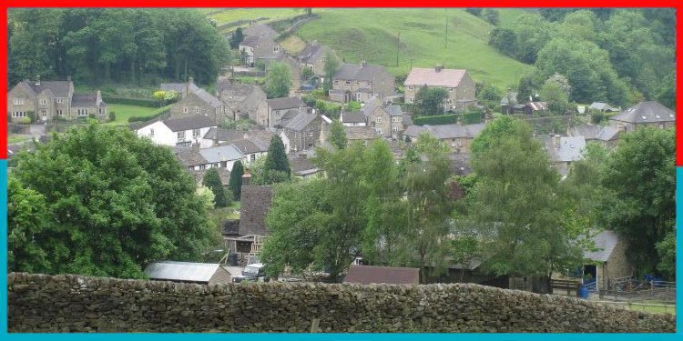 Eyam village