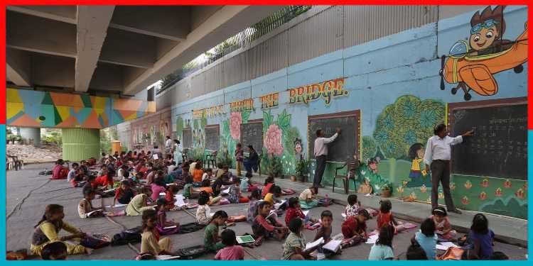 Free School Under The bridge