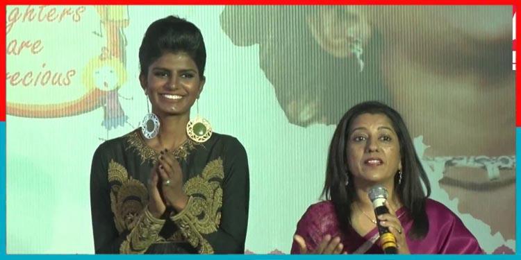 Sangeeta Gharu,model