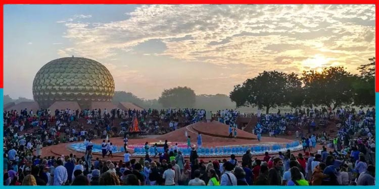 Auroville: The City of Dawn