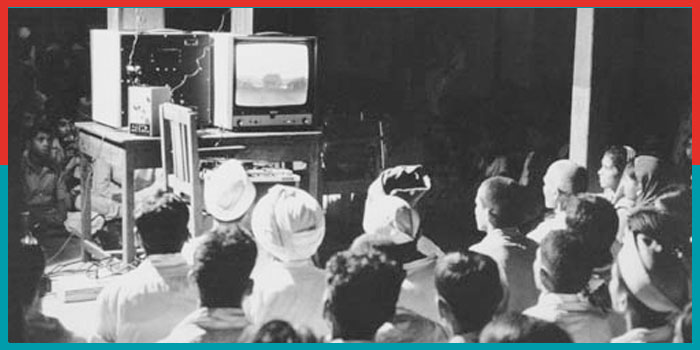 Color Television In India