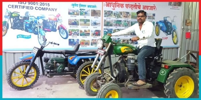 bullet tractor maqbool sheikh