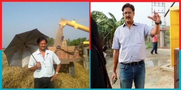 Farmer Sudhansu Kumar