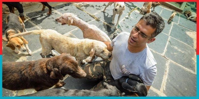 बेजुबान जानवरों की खातिर बेच दी 20 गाड़ियां और तीन घर, ताकि दे सकें उन्हें आशियाना