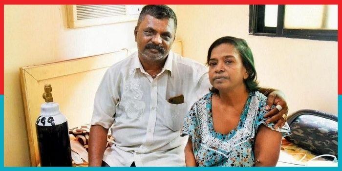 बीमार पत्नी, फिर भी लोगों की मदद की खातिर बेंच दिए सलधाना परिवार ने गहने