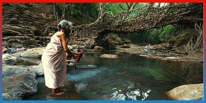 मावल्यान्नॉंग, भारत के खूबसूरत गांव